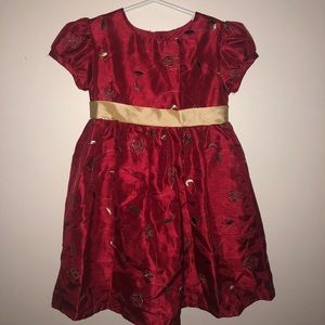 GEORGE 4T Christmas/Holiday Dress